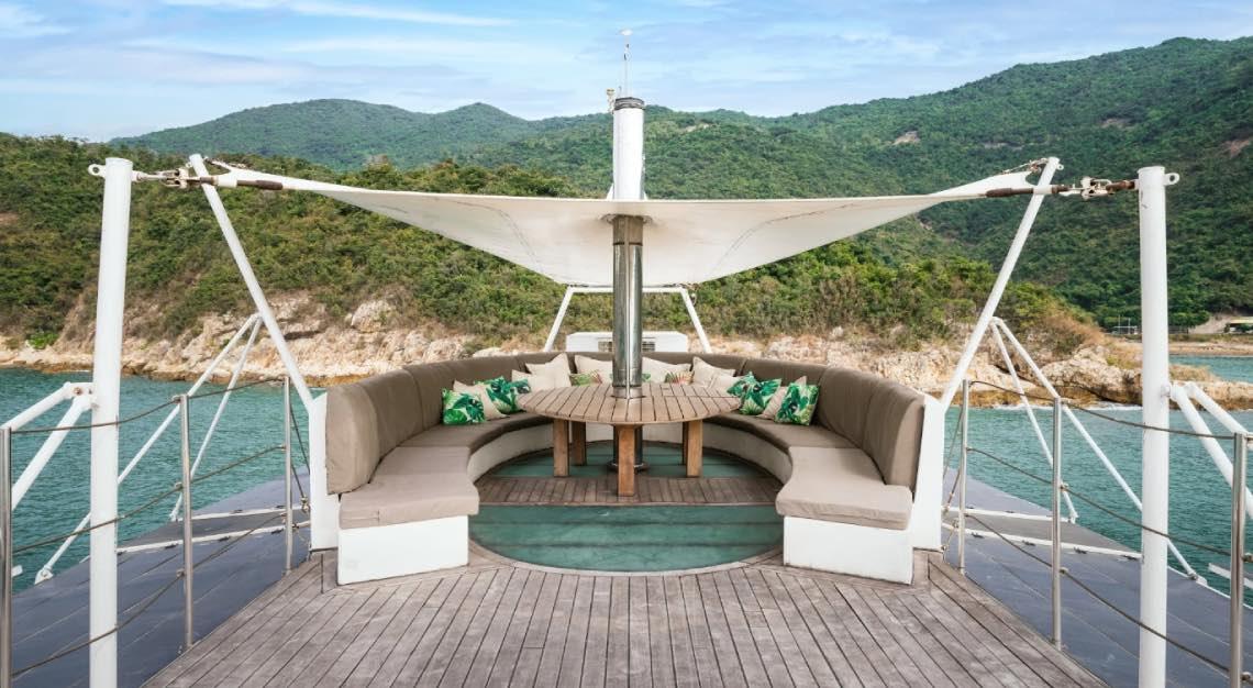Hong Kong's Star Ferry superyacht