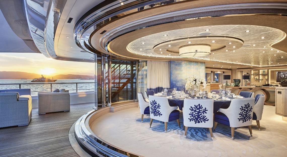 pandemic yacht