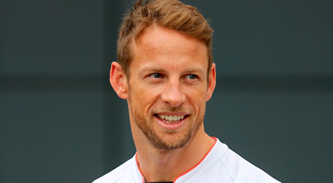 Jenson Button Radford