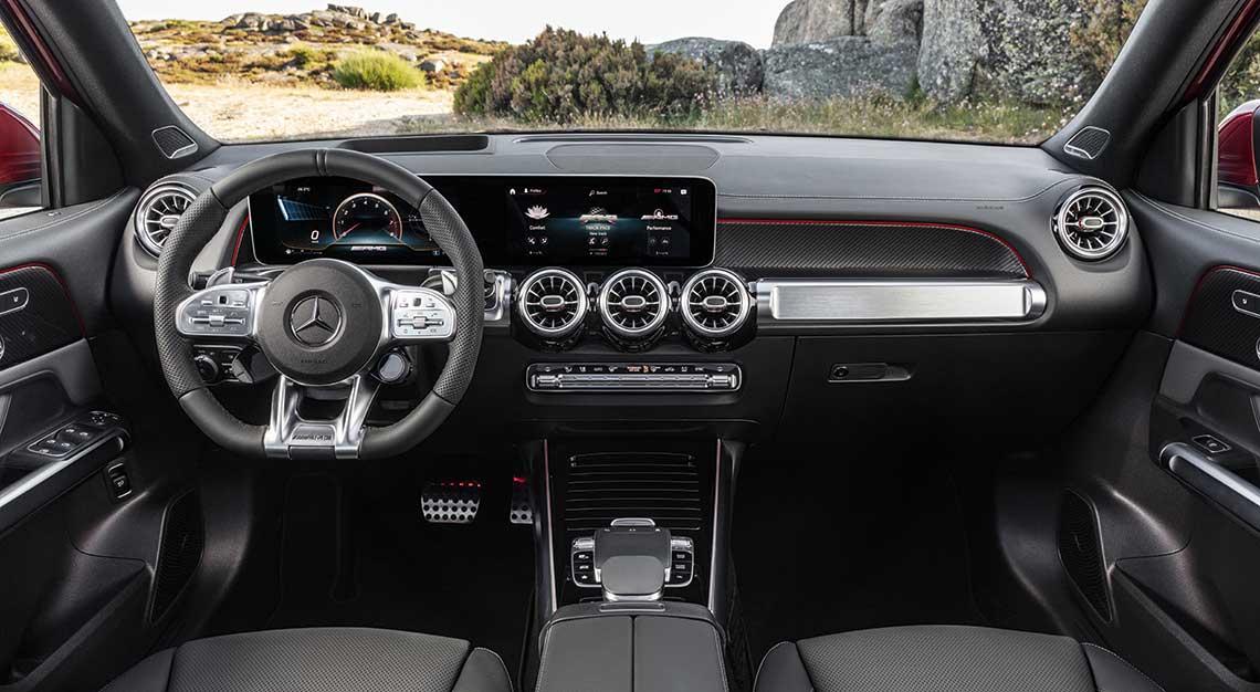 Mercedes-AMG GLB35