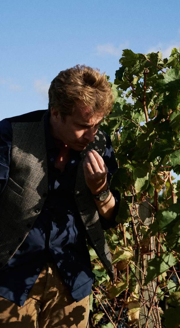 SGC Wines Arnaud Christiaens