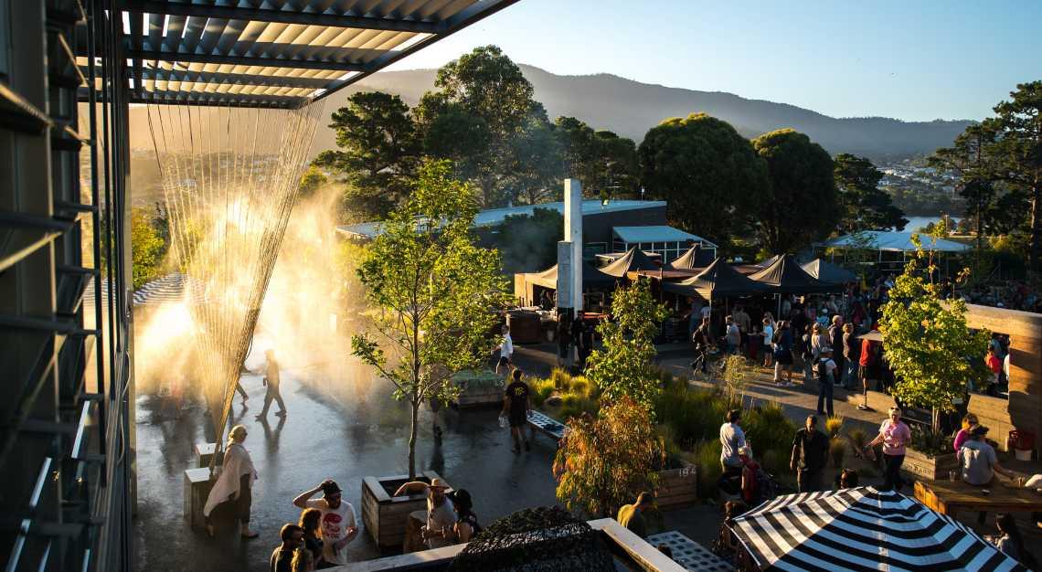 Clover Hill Winery, Tasmania