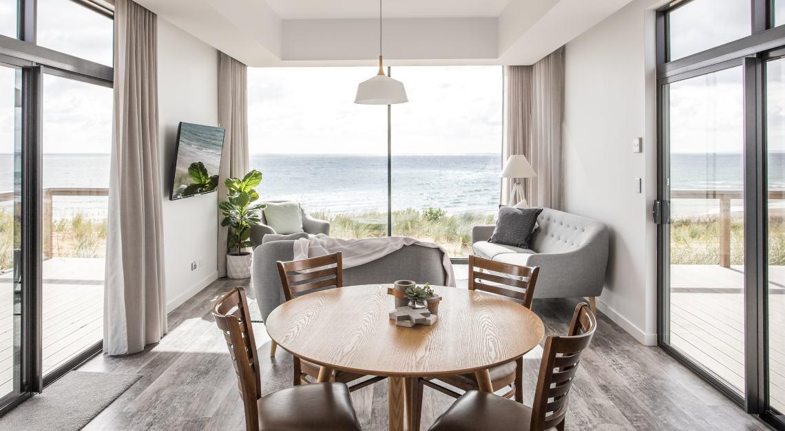 Ocean Villa at Barnbougle, Tasmania
