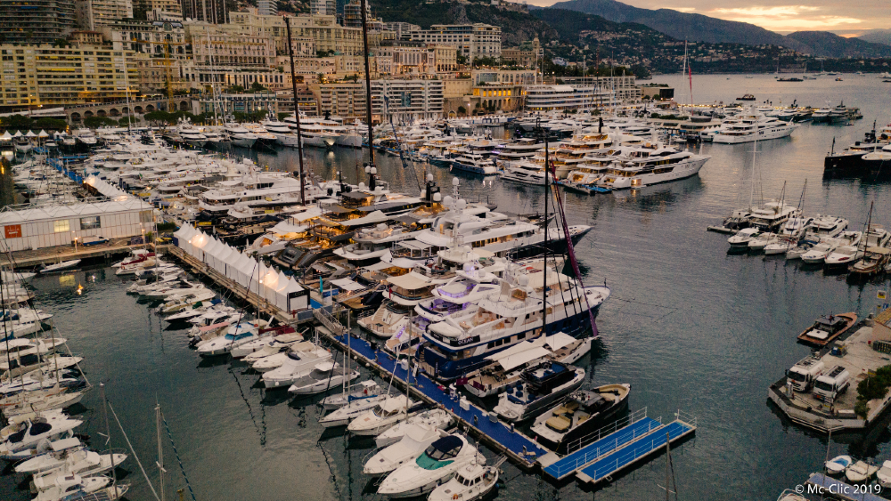 The Monaco Yatch Show