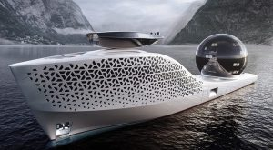 Iddes Yachts Earth 300