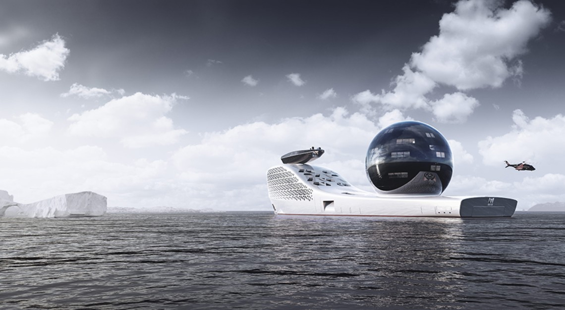 Iddes Yachts Earth 300