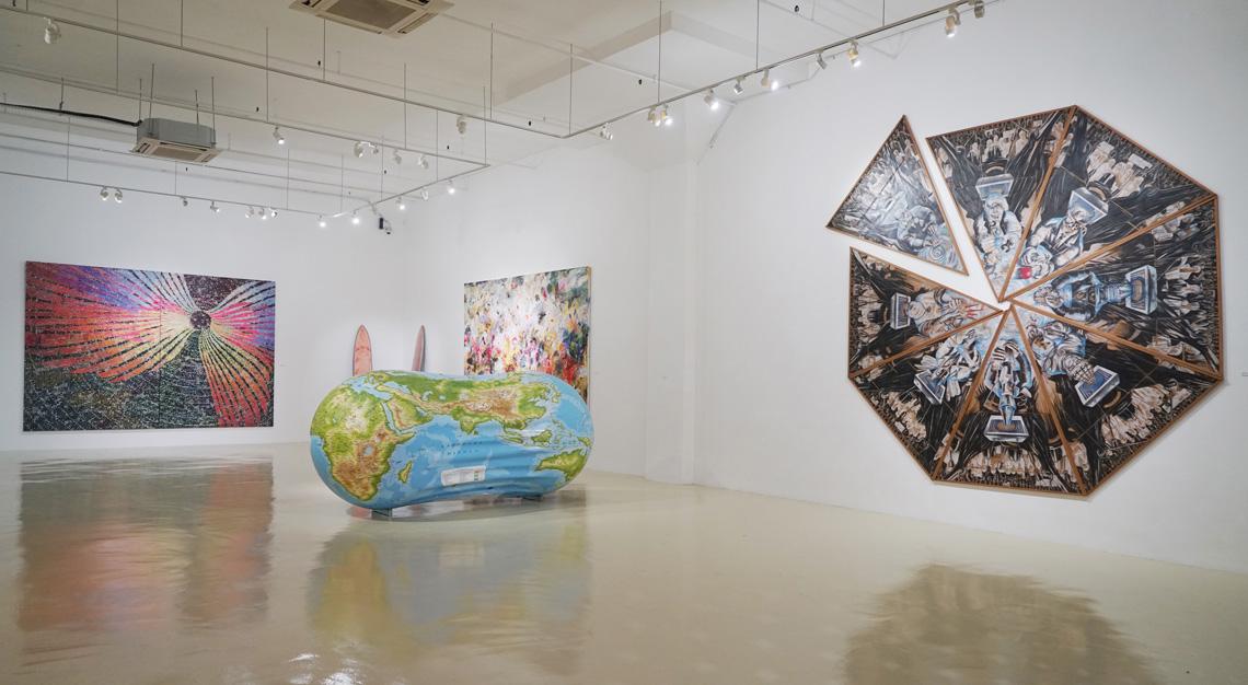 Gajah Gallery, Jasdeep Sandhu