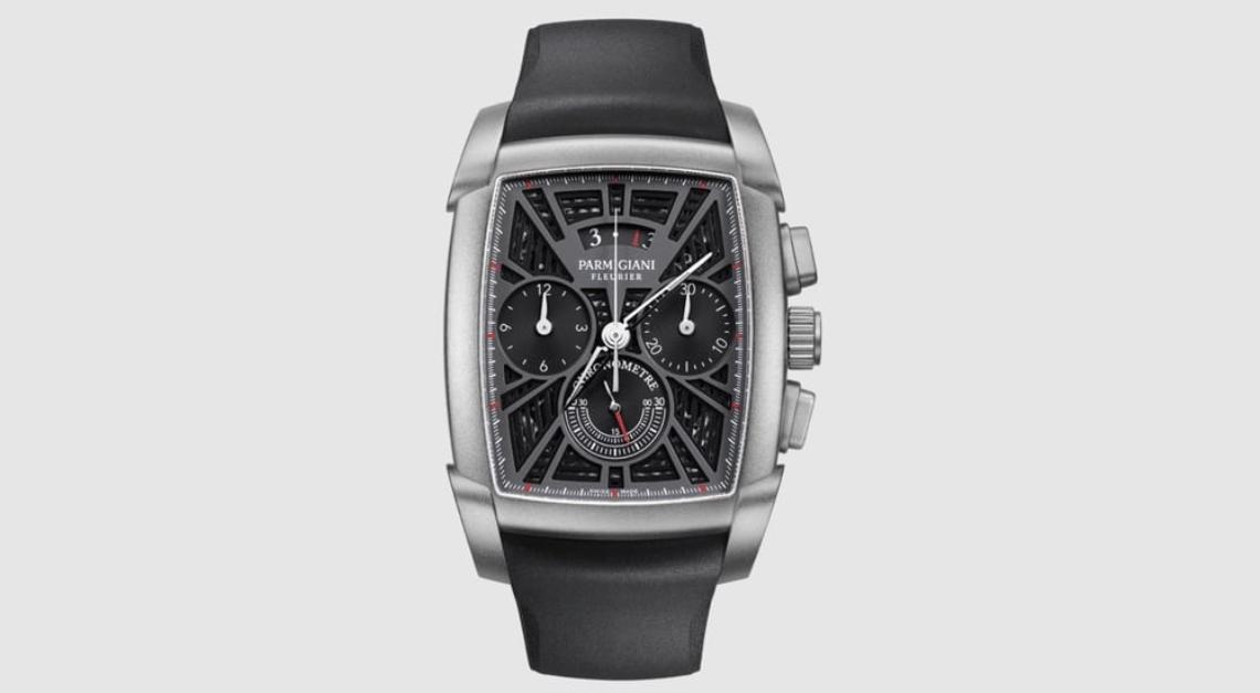 Parmigiani Fleurier Kalpagraphe Chronometre