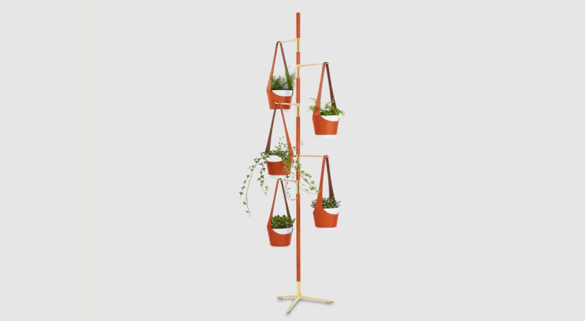 Totem Floral by Damien Langlois