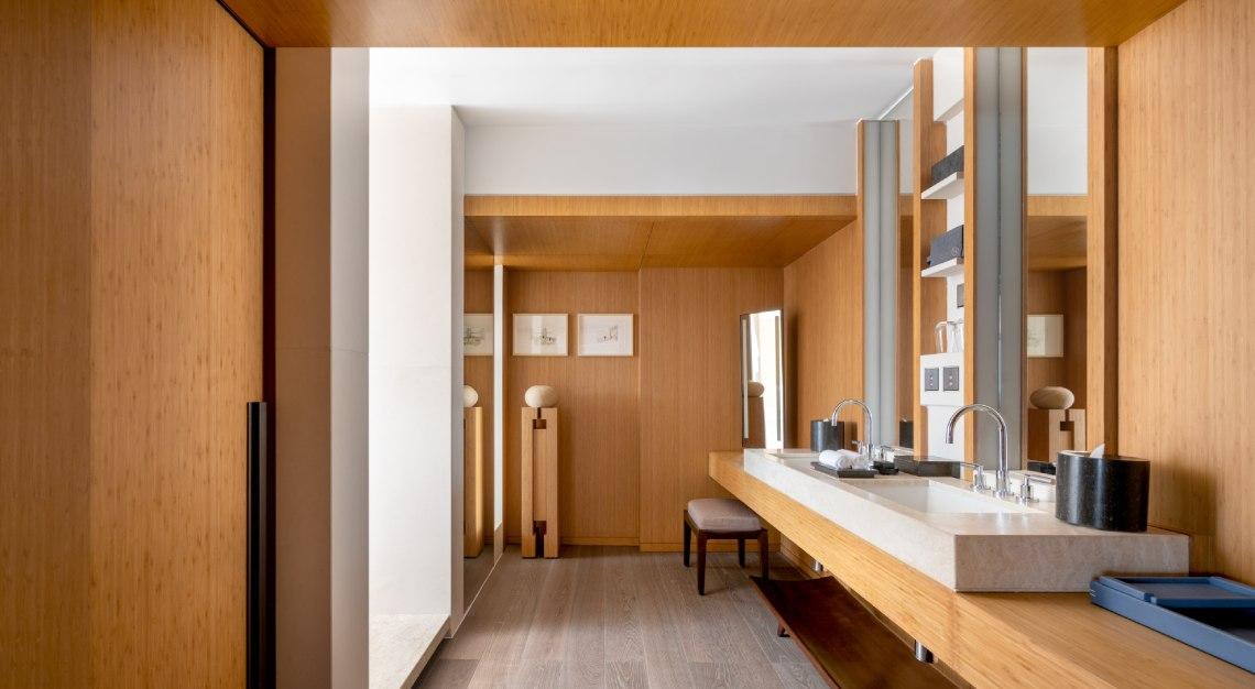 André Fu Studio The Upper House André Fu Suite