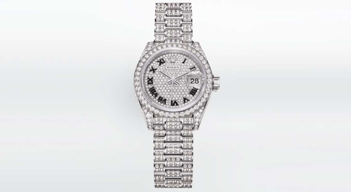 Rolex Oyster Perpetual Lady Datejust 28