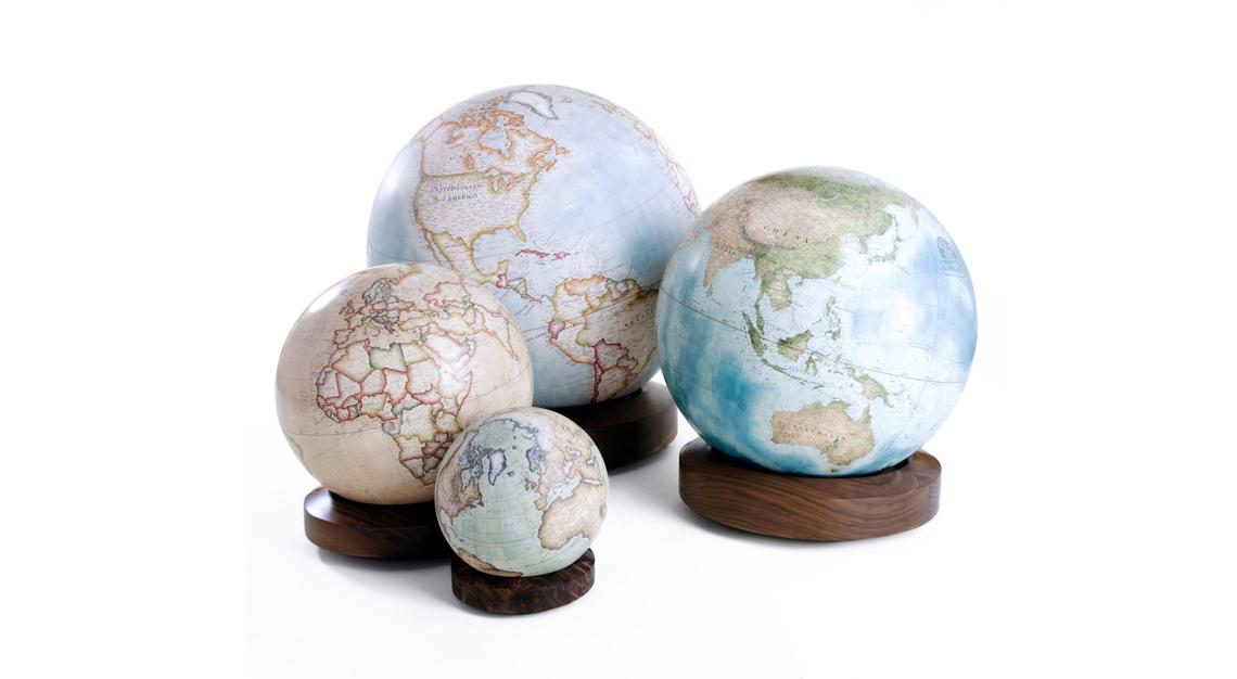 Bellerby & Co., globemaking