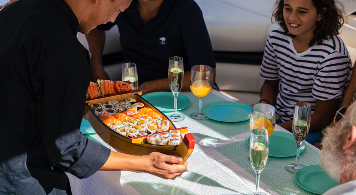 Here's How to Keep Your Crew From Being Pirated by Another Yacht