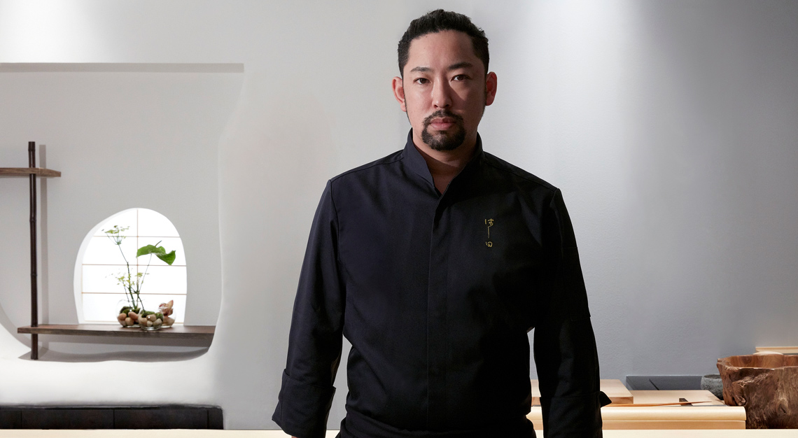 Hashida, Japanese omakase