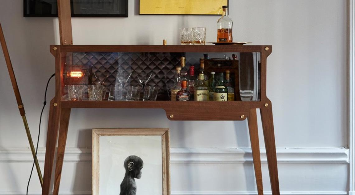 Buster Punch Rockstar Bar