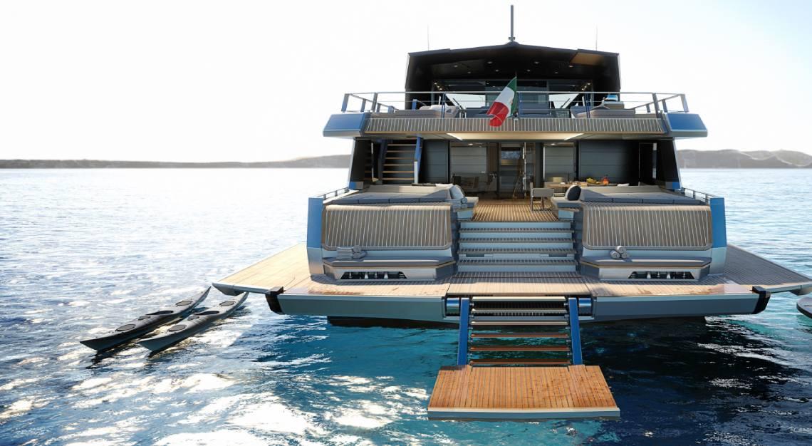 Wally Yachts WHY200