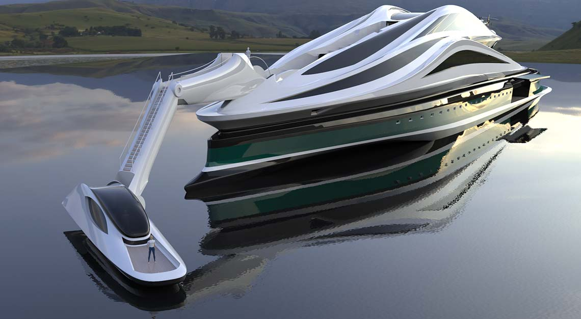 Avanguardia by Lazzarini Design Studio
