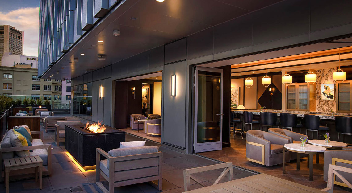 Four Seasons Private Residences at 706 Mission
