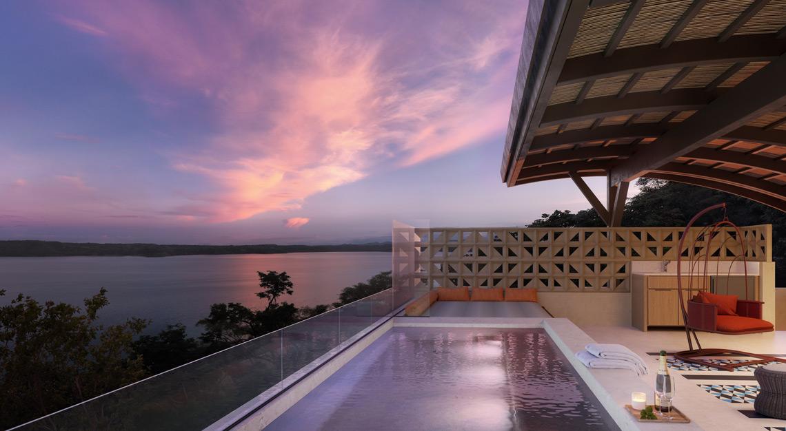 Andaz Costa Rica Residences at Peninsula Papagayo, Guanacaste, Costa Rica