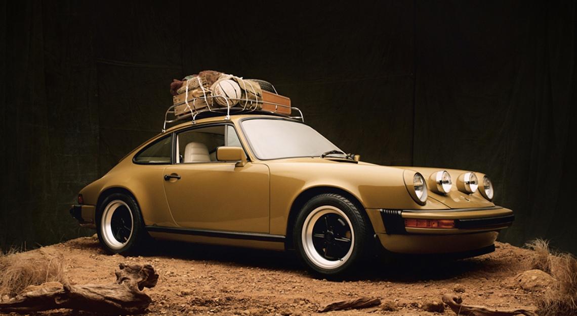Aime Leon Dore Porsche