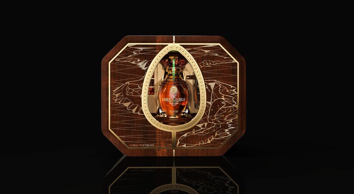 The Craft Irish Whiskey Co. Fabergé