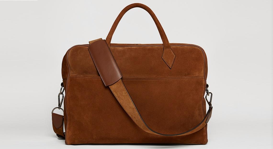 Métier London Closer weekend bag