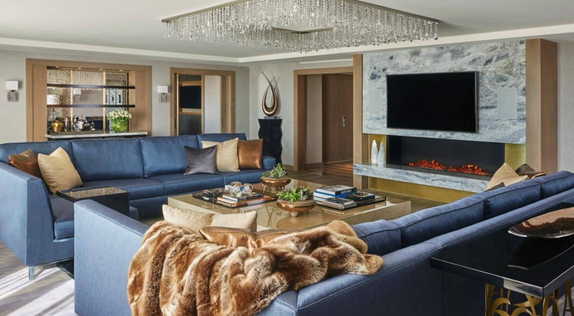 Viceroy L'Ermitage Beverly Hills Presidential Suite