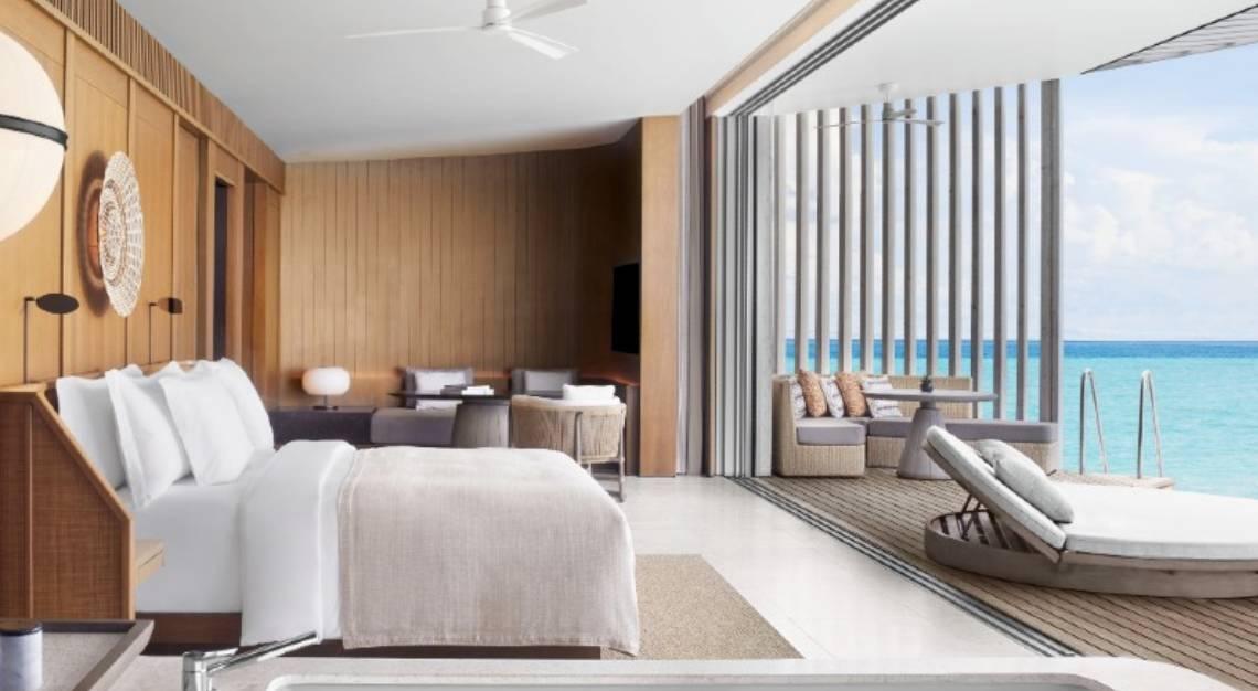 Ritz-Carlton room
