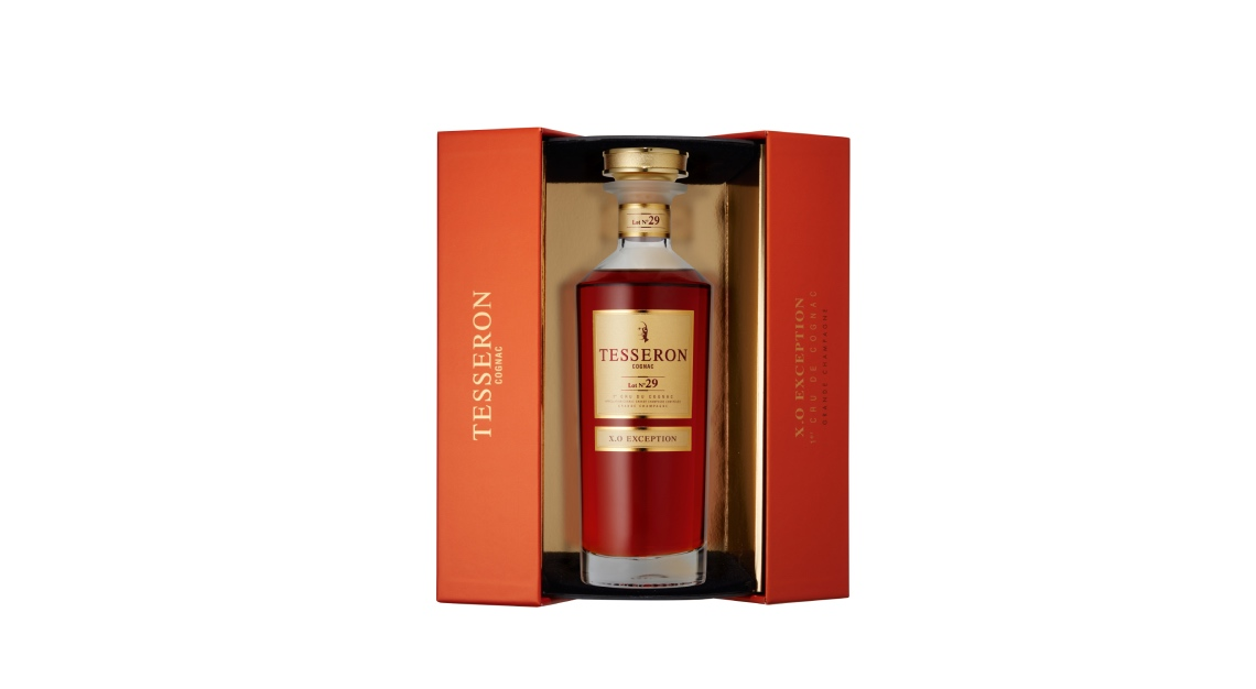 Tesseron Cognac Lot 29 XO Exception Carafe