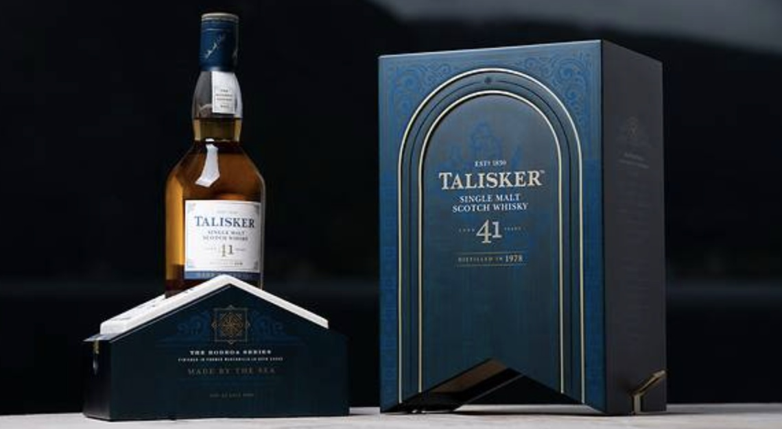 Diageo Rare and Exceptional Whisky Tasting