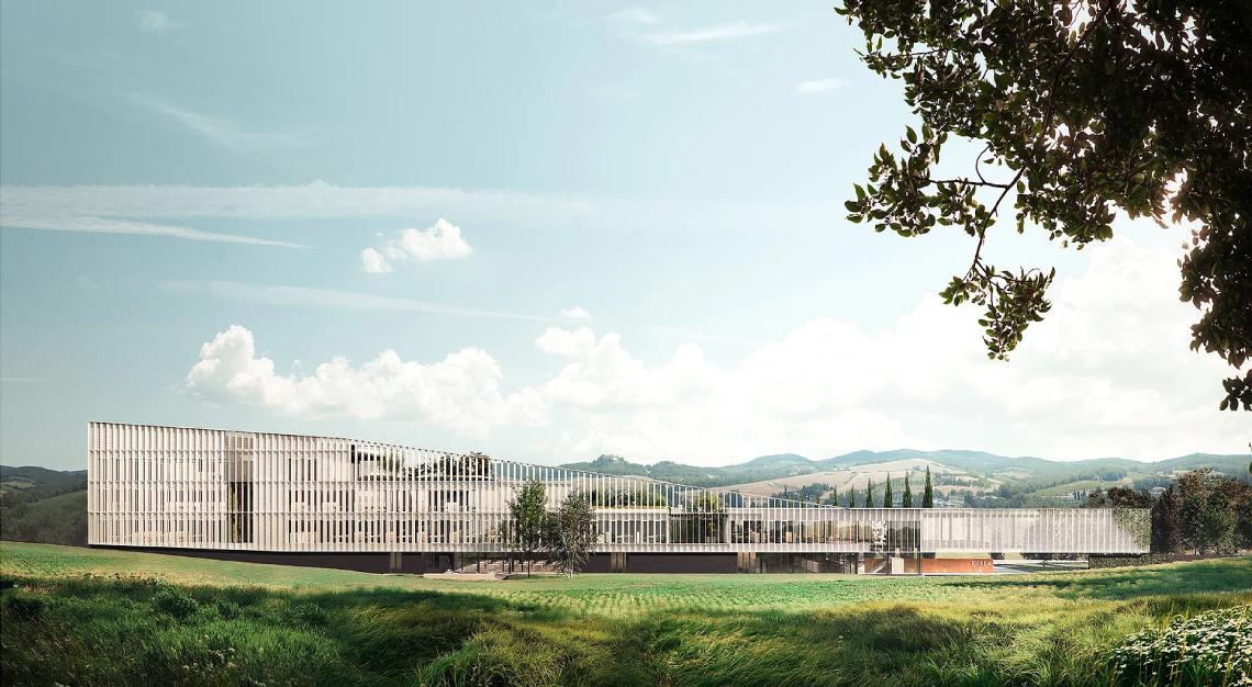 Furla's new Progetto Italia headquarters