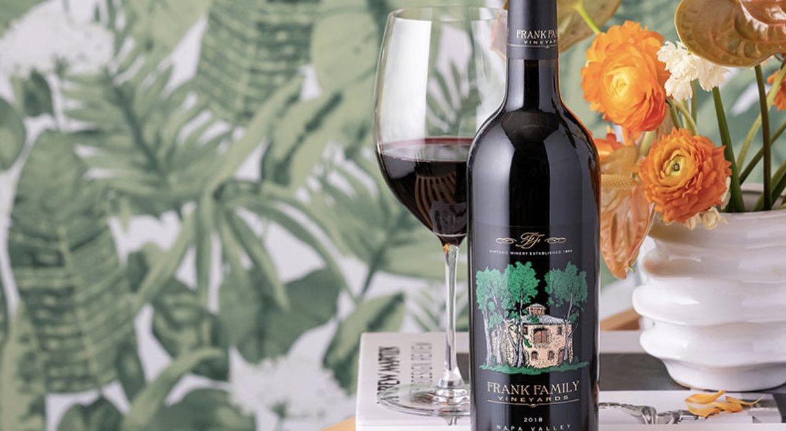 Frank Family Vineyards 2017 Reserve Zinfandel