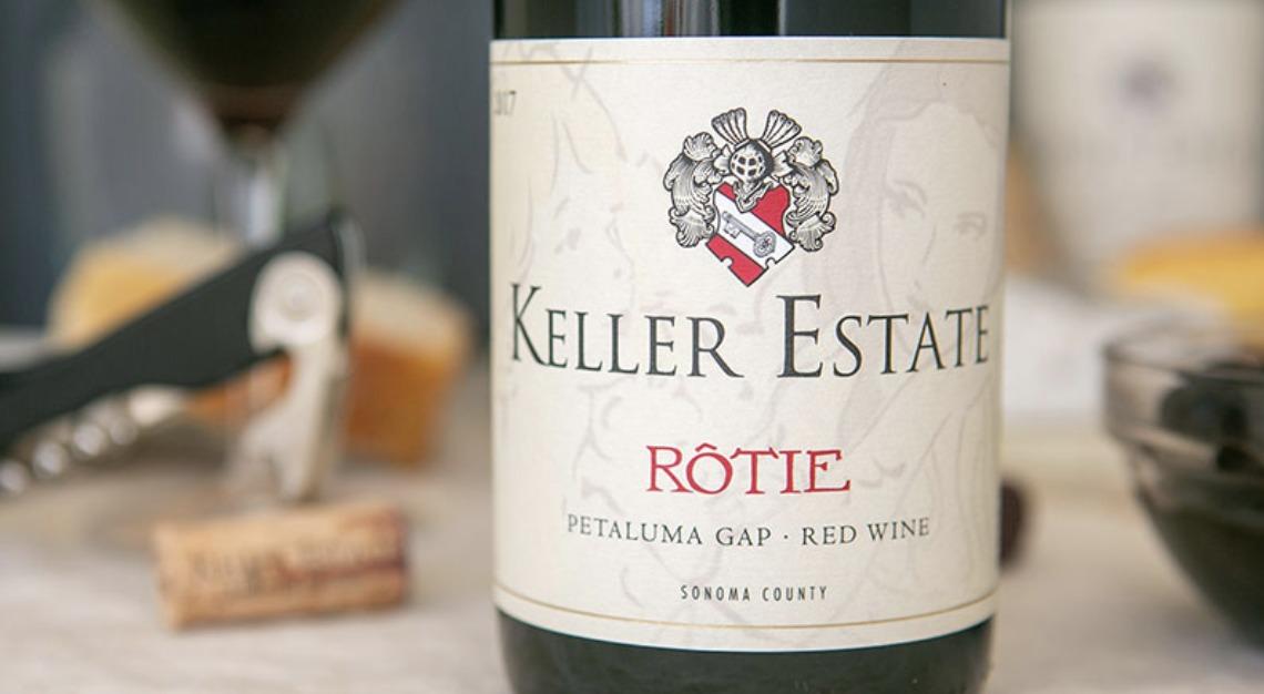 Keller Estate 2017 Rôtie Petaluma Gap