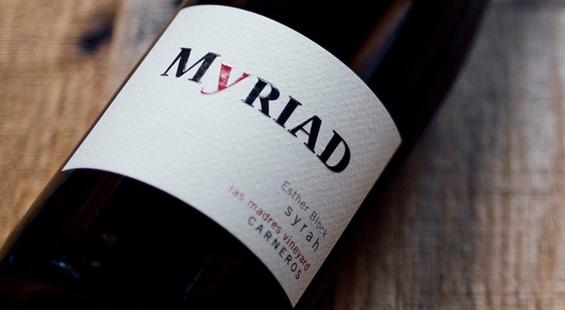 Myriad 2019 Esther Block Las Madres Vineyard Syrah Carneros