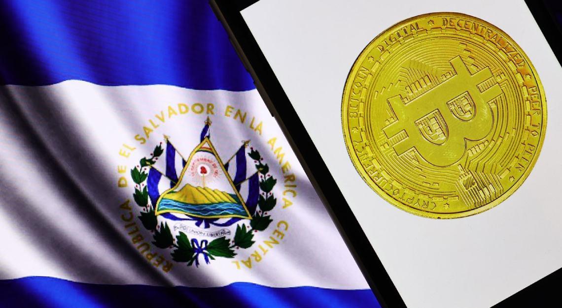 el salvador recognises bitcoin as legal tender
