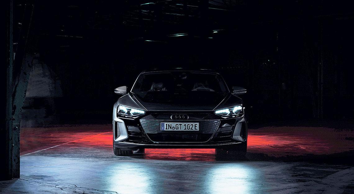 Audi's e-Tron GT