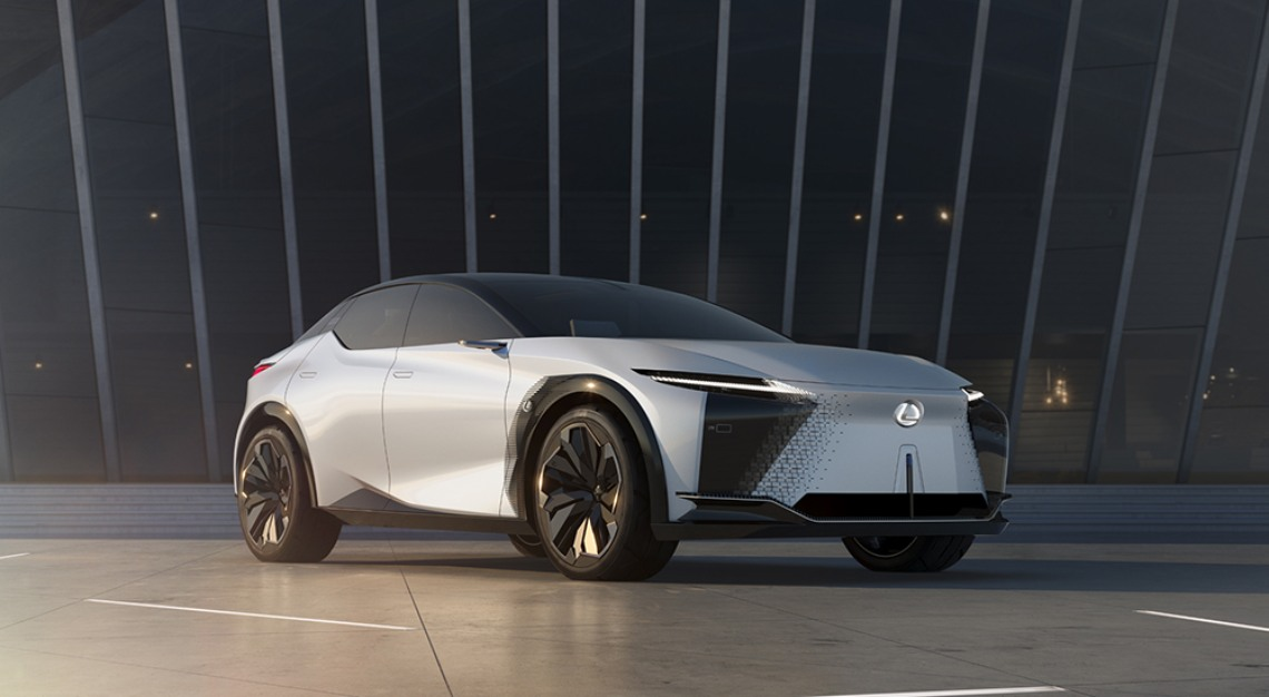 Lexus LF-Z