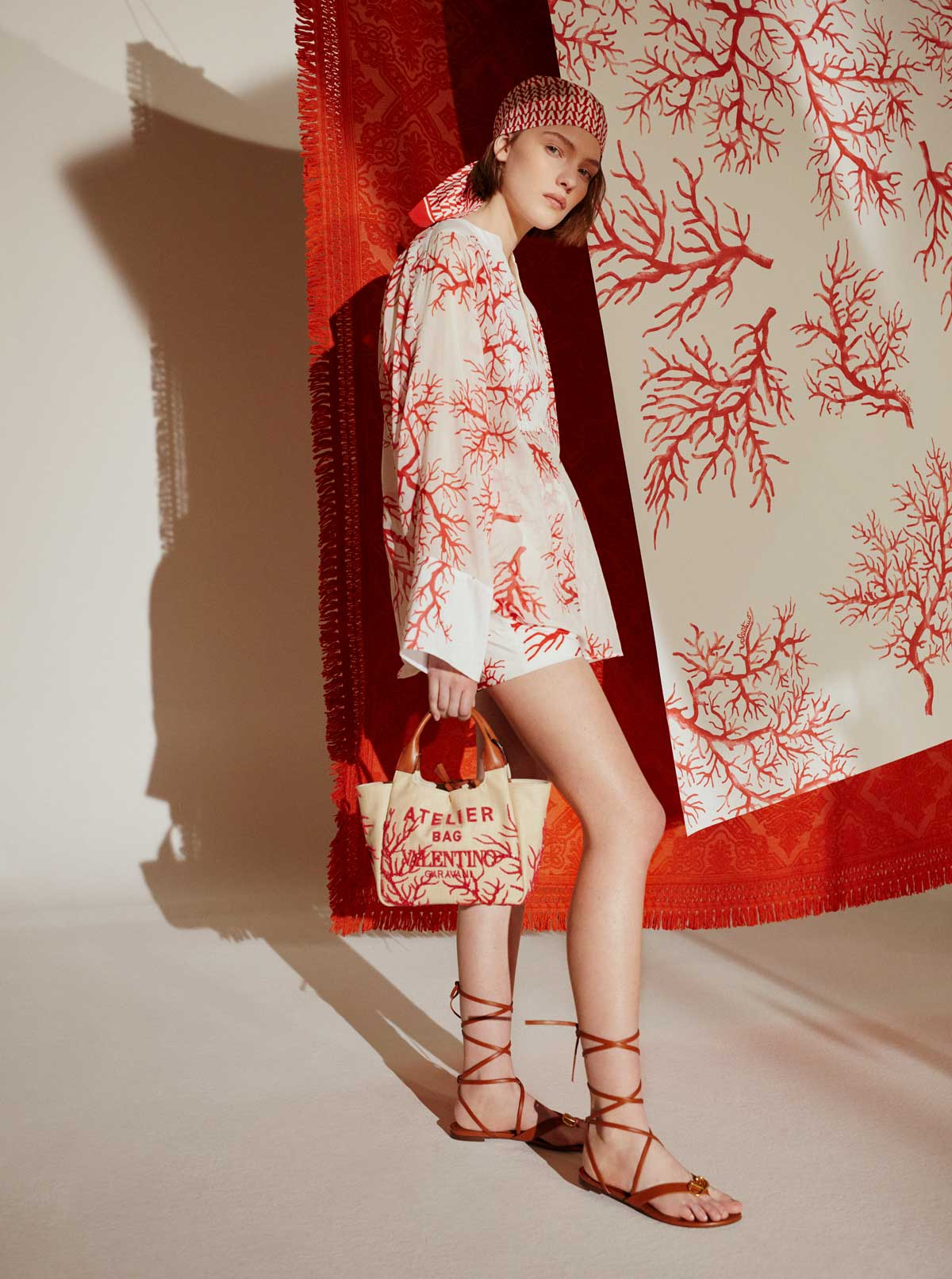 Valentino Escape 2021 Capsule collection with MyTheresa
