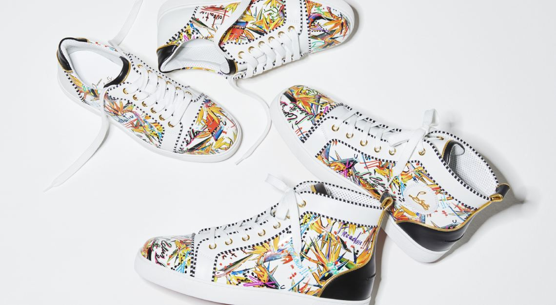 Christian Louboutin Walk A Mile In My Shoes collection