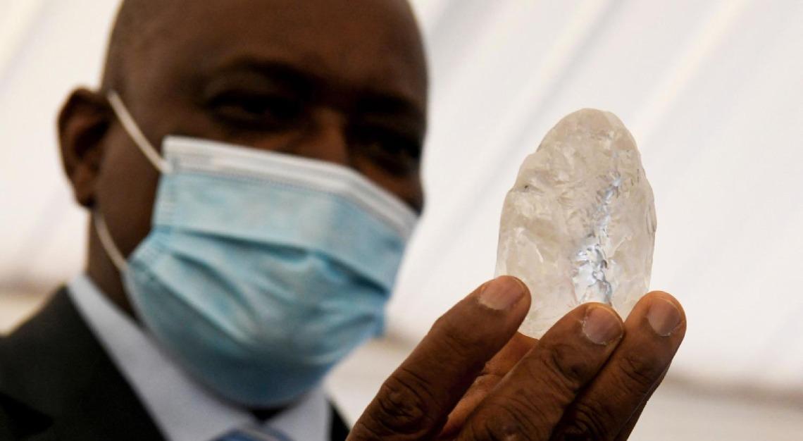 Botswana diamond