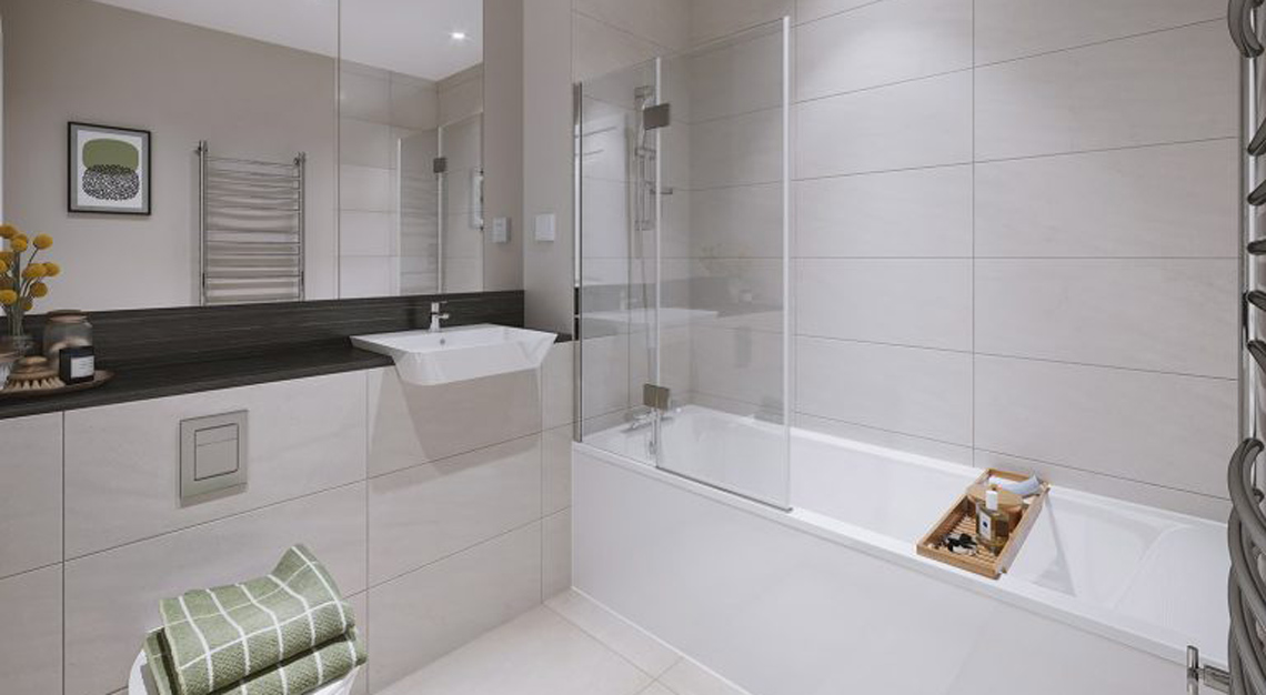 The Penrose Apartments, Eastman Village, UK