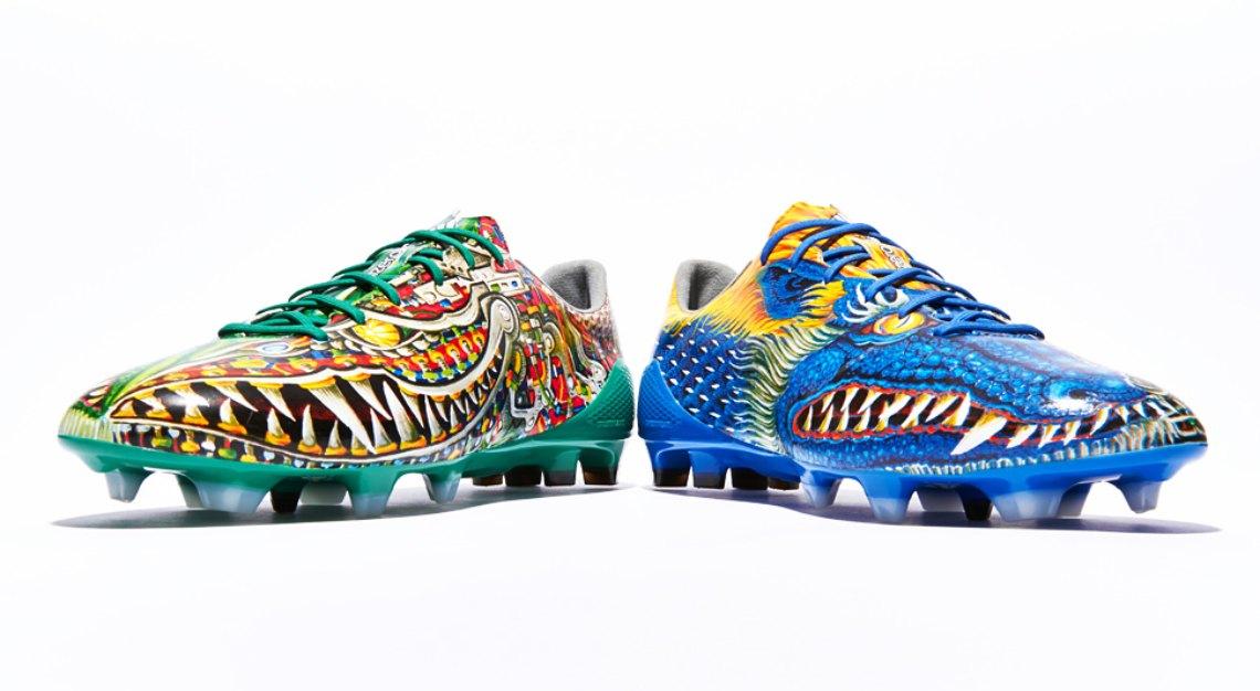 Yohji Yamamoto football boot