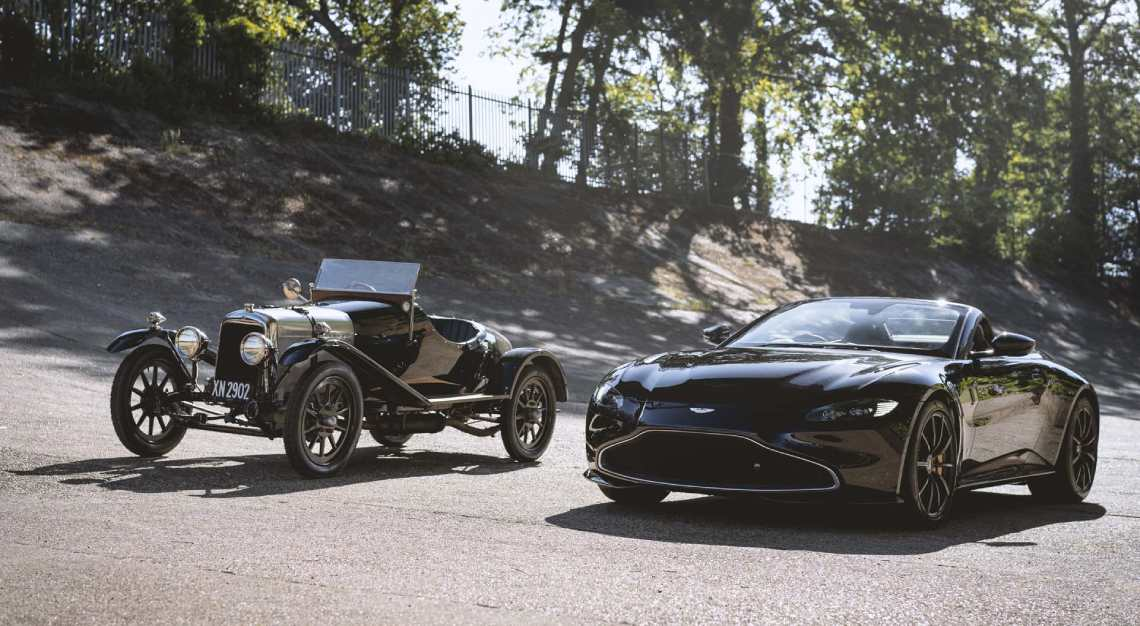 Aston martin A3 and A3 Vantage Roadster