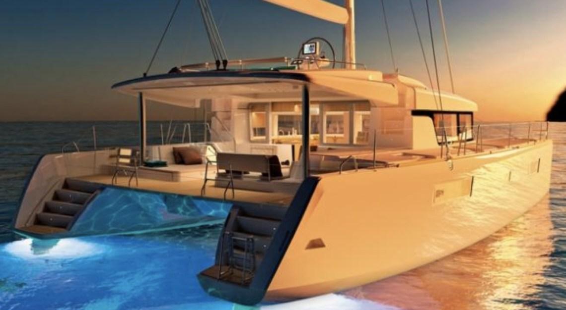 The Zen Sea II catamaran