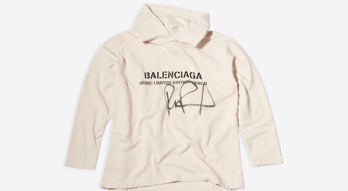RuPaul x Balenciaga