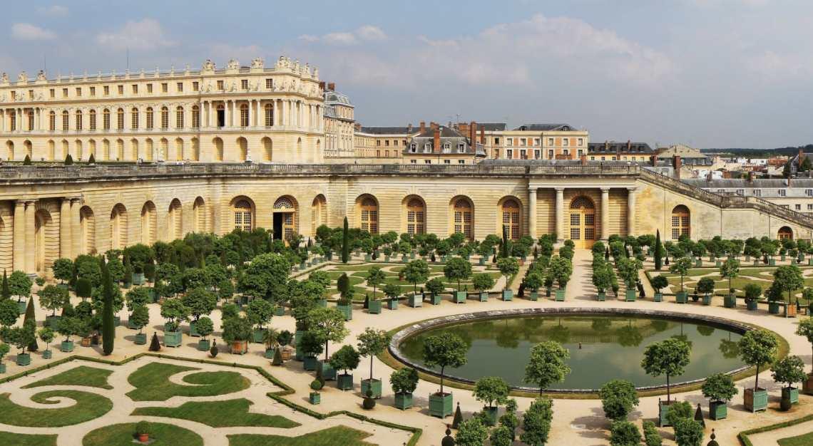 Airelles Château de Versailles, Le Grand Contrôle