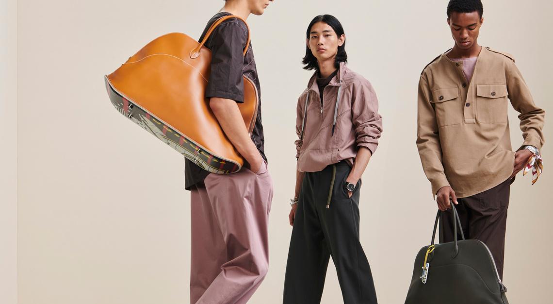 Hermès Spring/Summer 2022 menswear collection