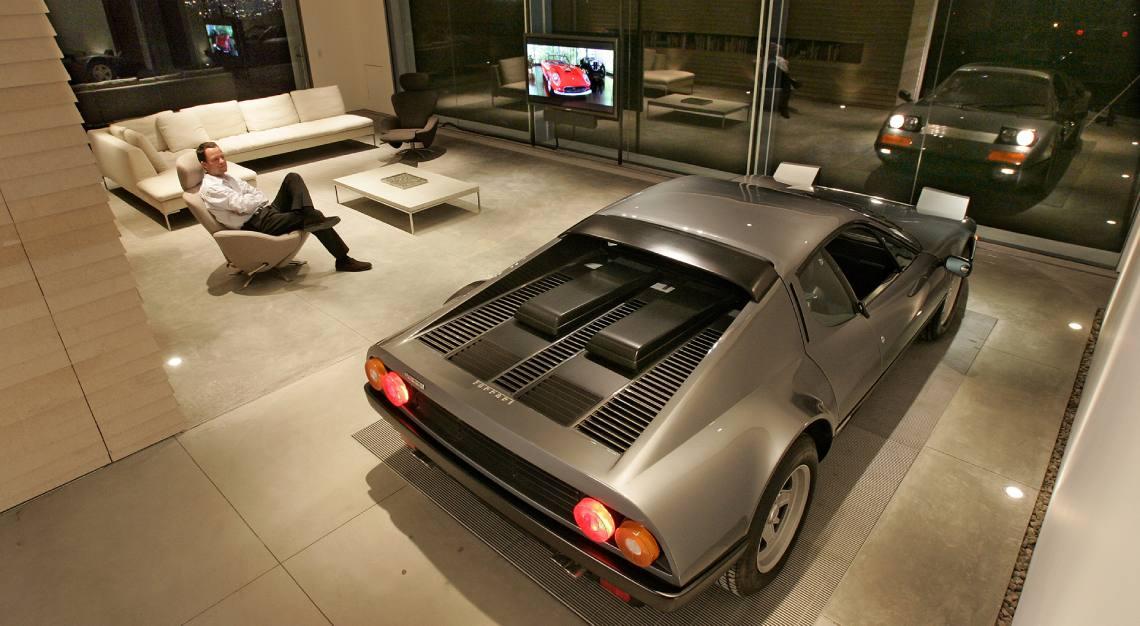 Shubert LA Garage