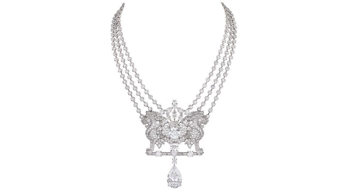 Fashion-houses-high-jewellery-chanel-necklace-lion