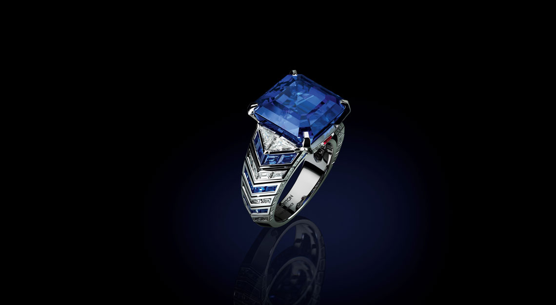 Fashion-houses-high-jewellery-louis-vuitton-ring
